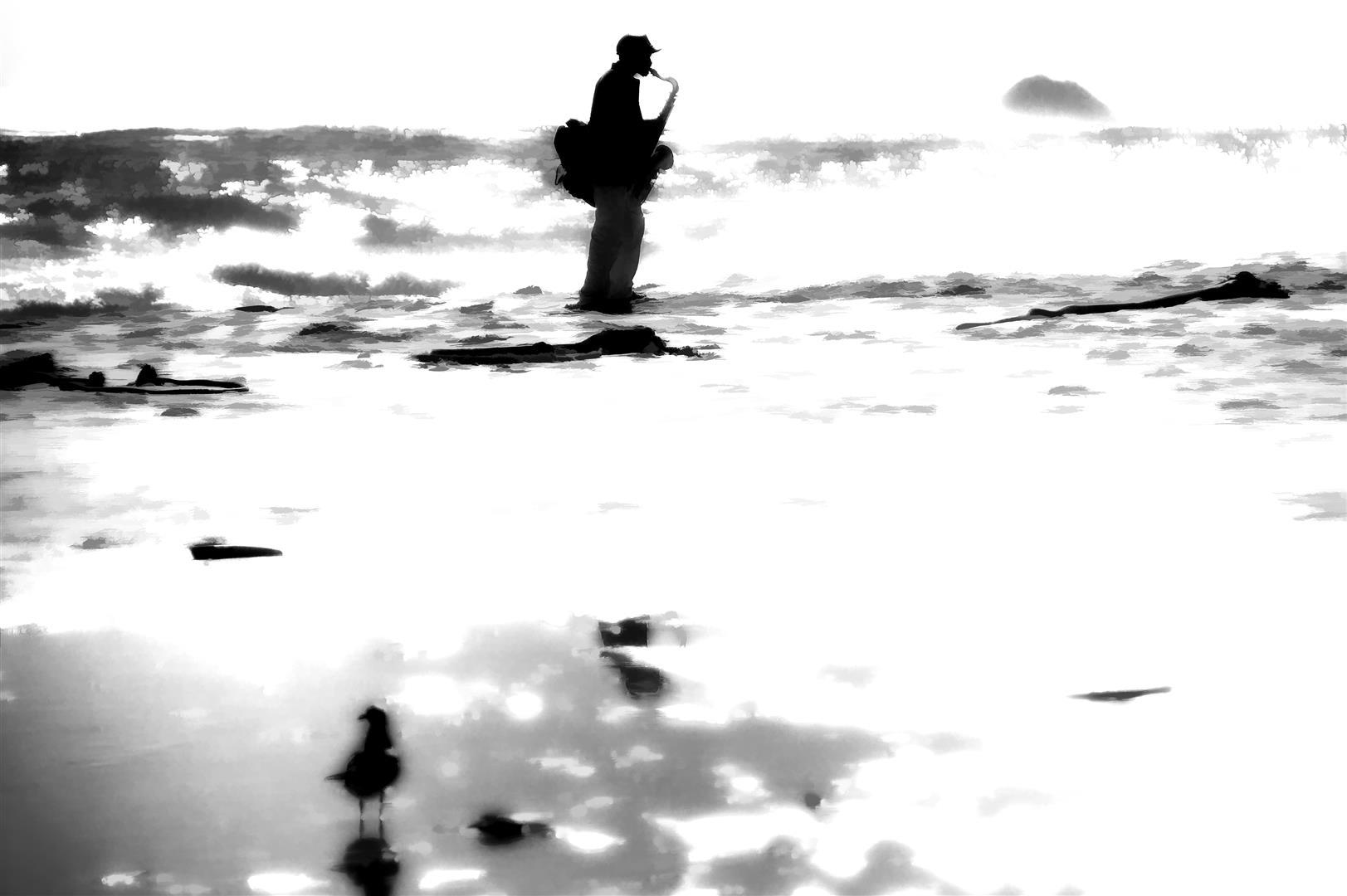 Sax-On-The-Beach (Large)
