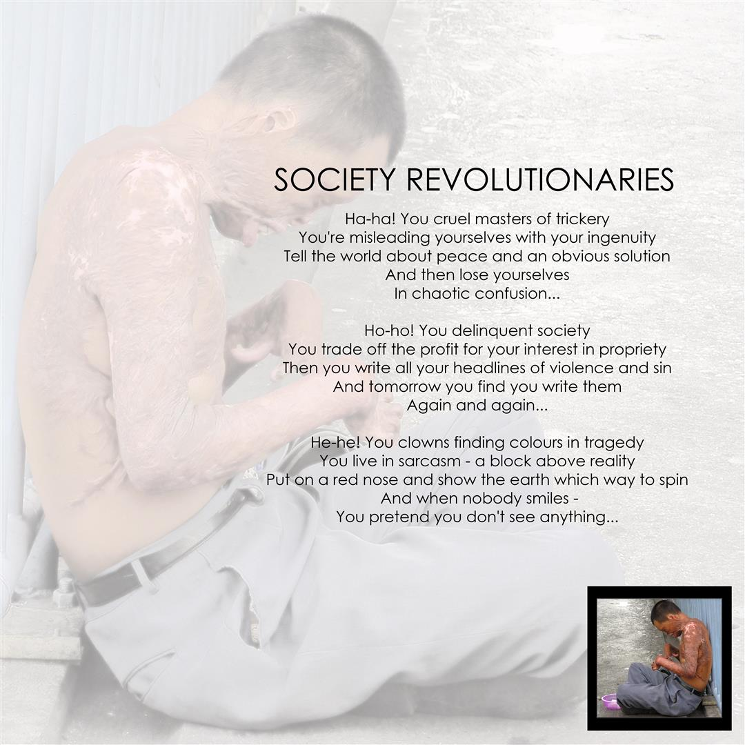 society-revolutionaries