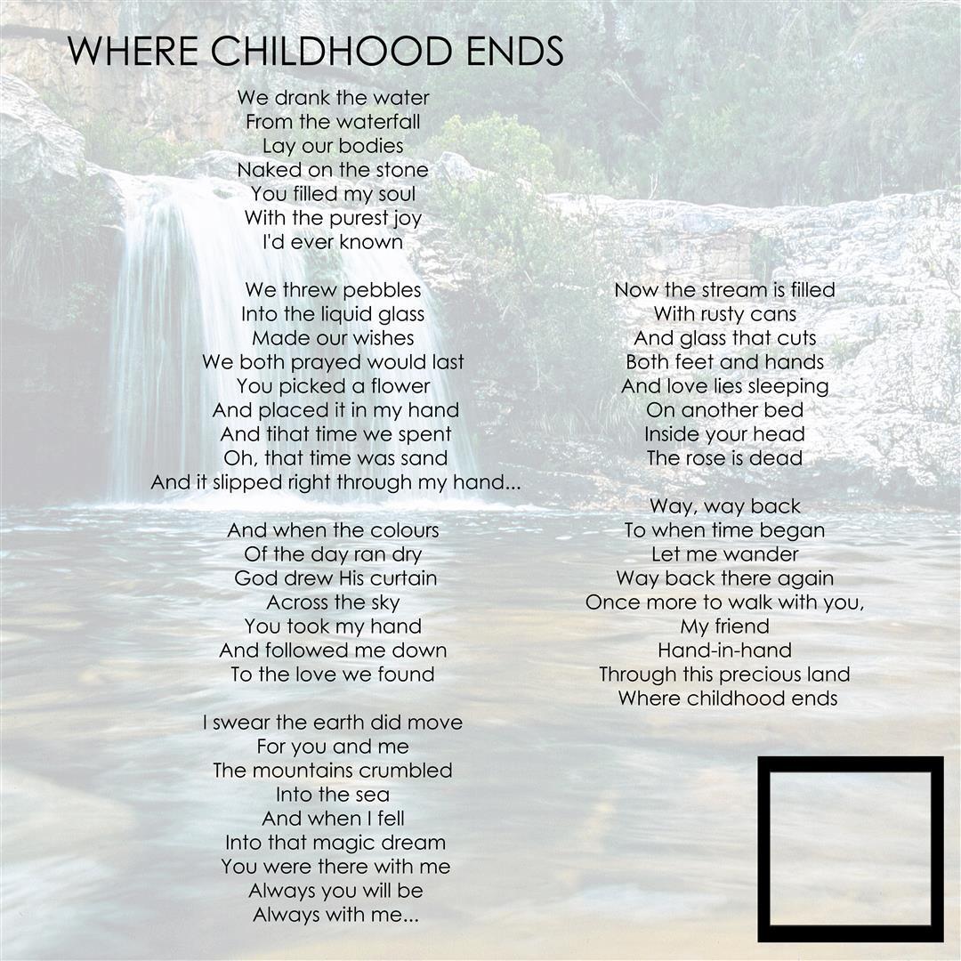 where-childhood-ends
