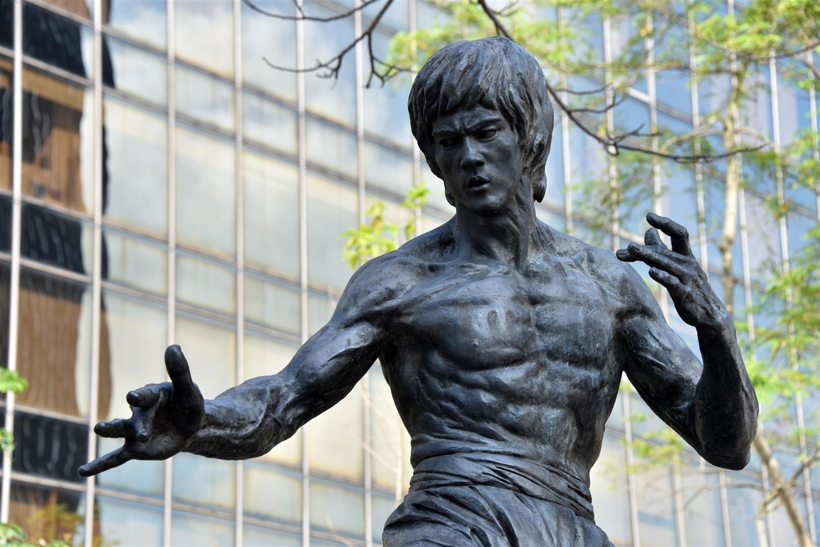 Bruce Lee Statue (Large)