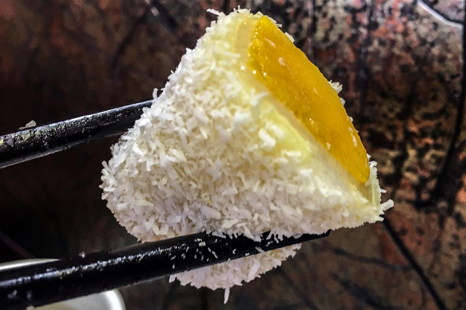 Food - Hong Kong - One Dim Sum iPhone - Mango - Coconut (Large) - Copy