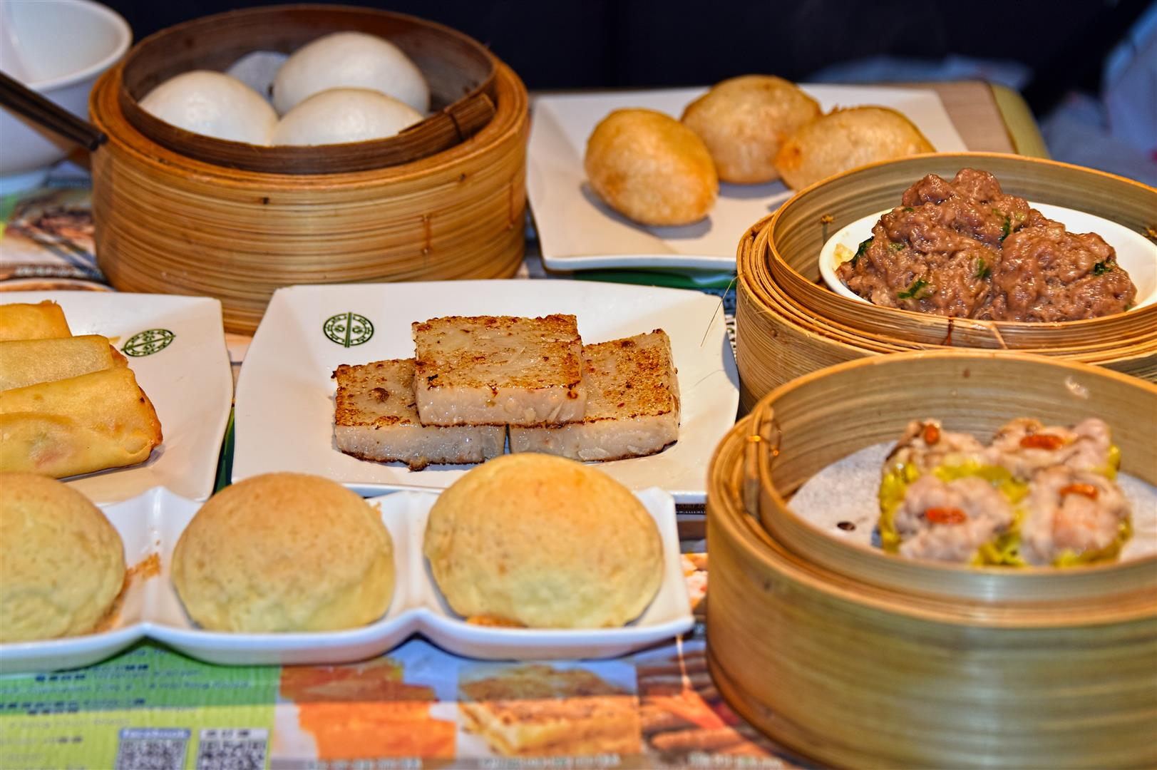 Food - Hong Kong - Tim Ho Wan - Dim Sum (Large) - Copy