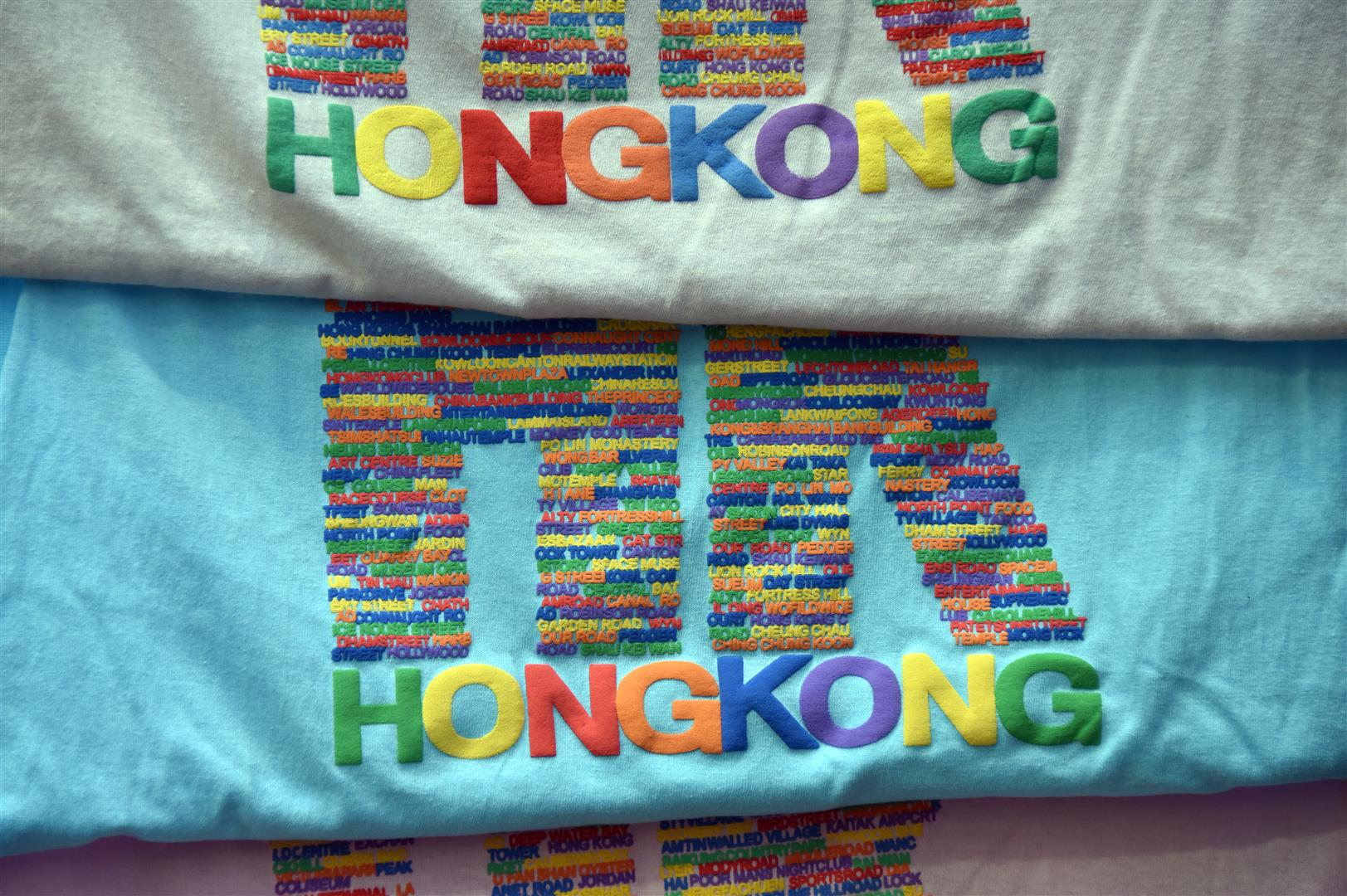 Hong Kong - TShirts (Large) - Copy