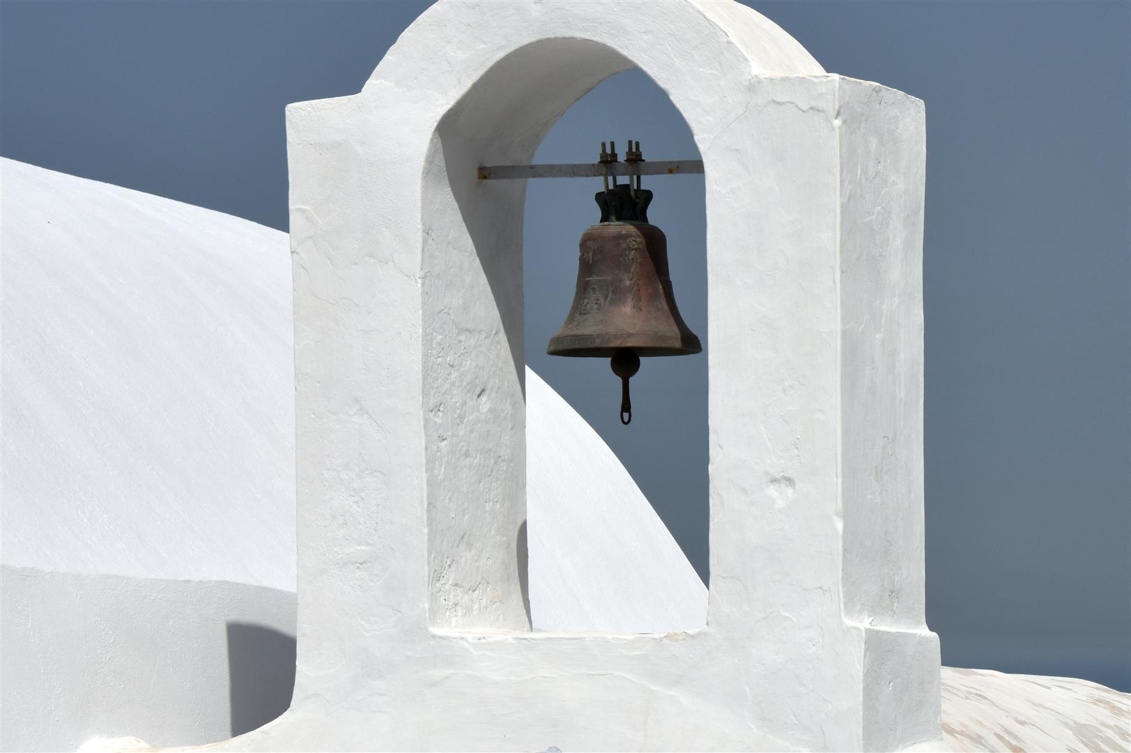 Santorini Bell (Large)