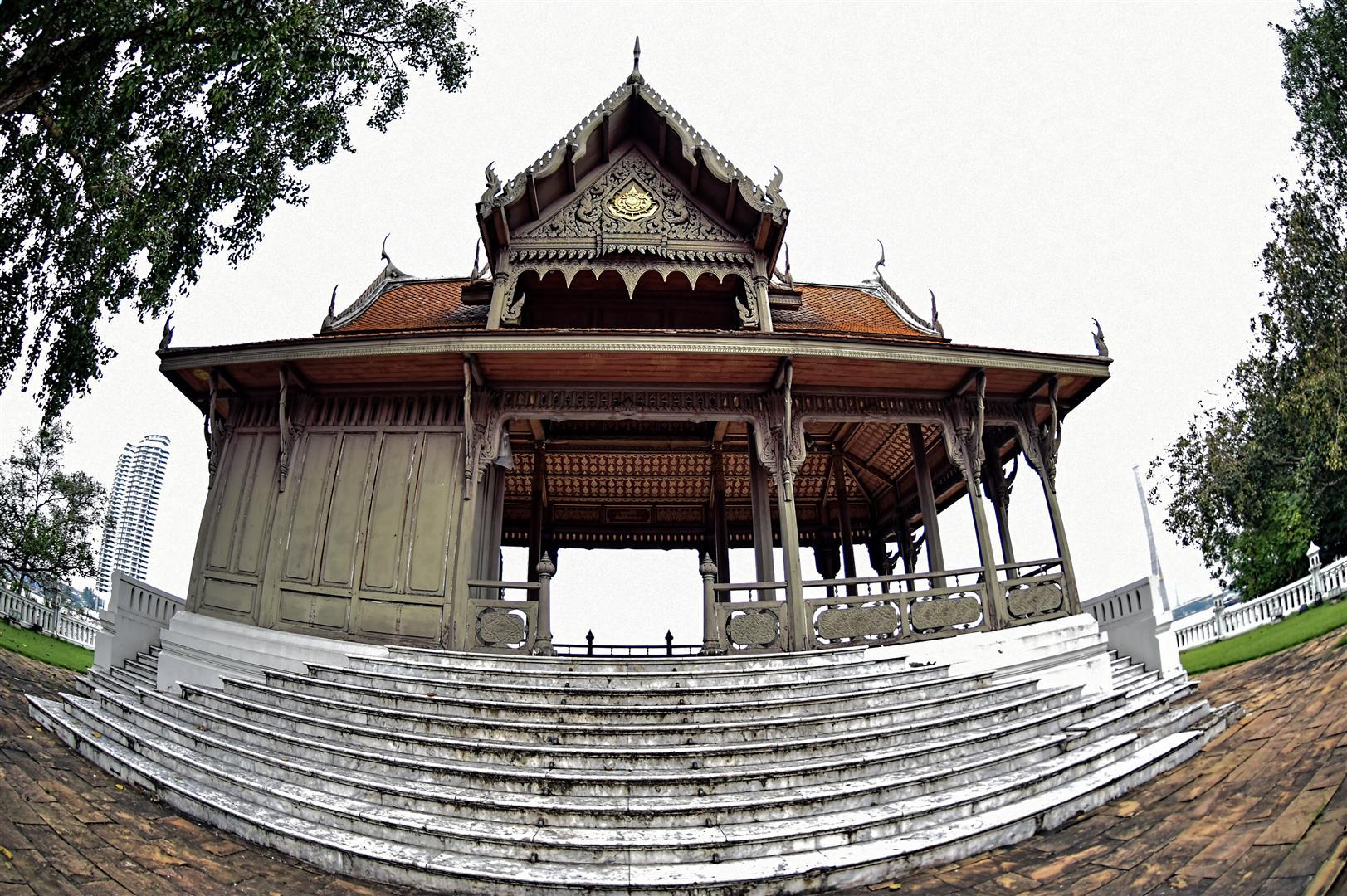 Thailand - Bangkok -Park Phra Arthit (Large)