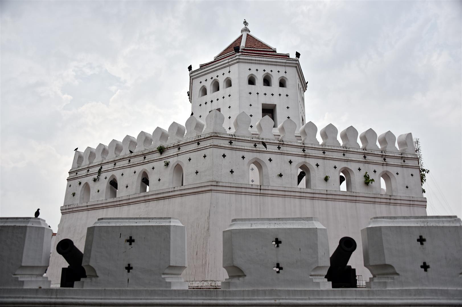 Thailand - Bangkok -Phra Arthit2 (Large)