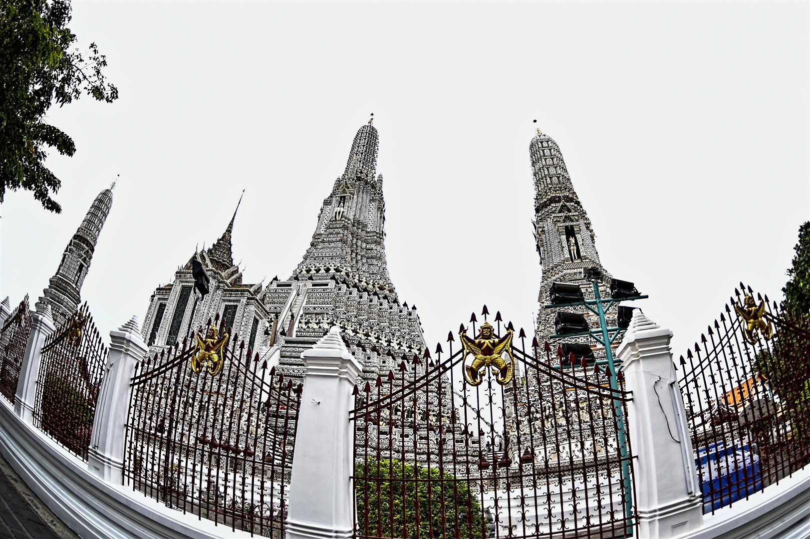 Thailand - Bangkok - Wat Arun (Large)