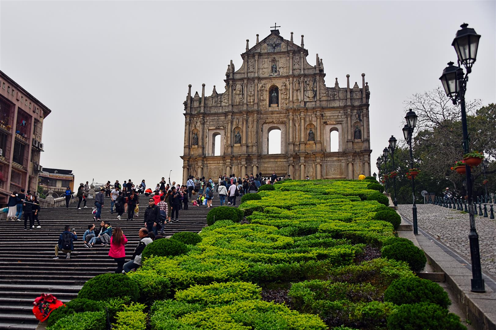 Macau - Ruins Of St Paul (Large)