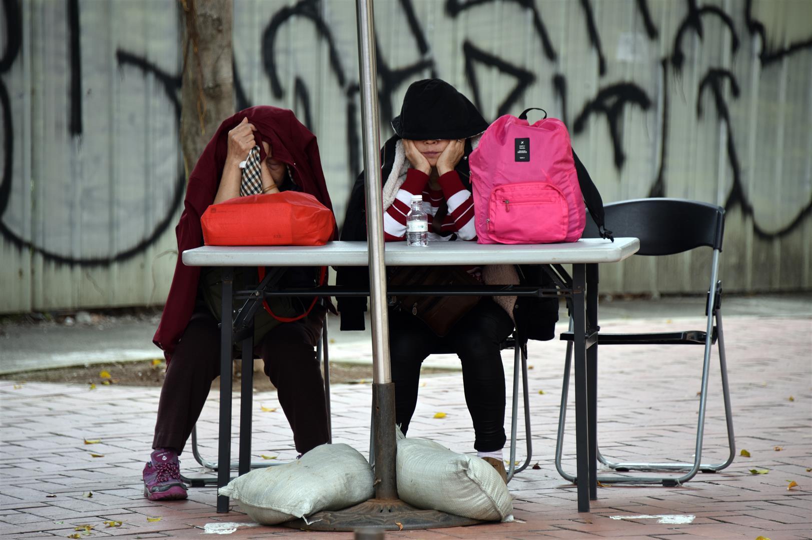 Macau - Street Sleepers (Large)